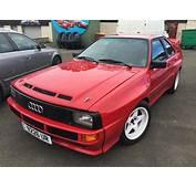 Swb Ur Quattro Dialynx  Audi Cars Et