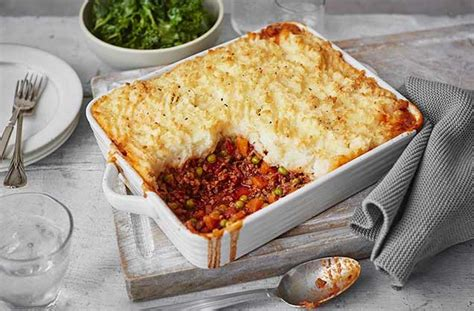 Classic Cottage Pie Recipe Cottage Pie Comfort Food Recipes Tesco Real Food