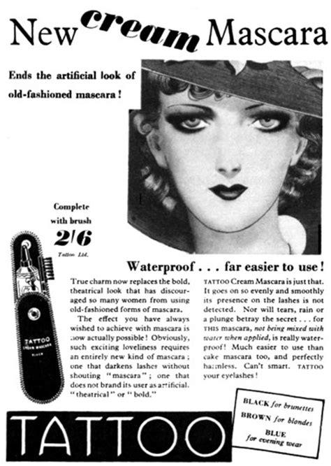 Cosmetics and Skin: Liquid and Cream Mascara