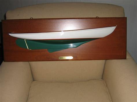 Boat Half Hull Models by Wianno Senior Half Hull By Malcolm M Crosby Half Hulls