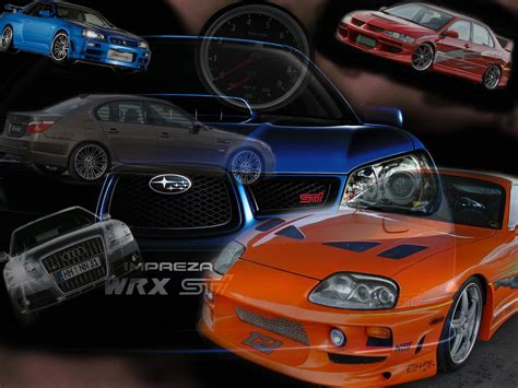 Fast And The Furious Wallpapers