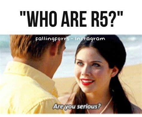 122 Best R5 Quotes Images On Pinterest