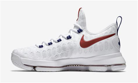 Nike Usa by Nike Kd 9 Usa Official Look Release Date Collective Kicks