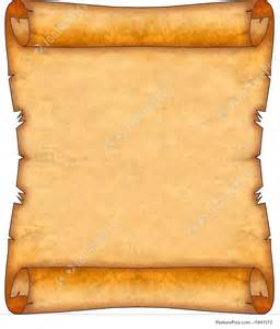 manuscript template blank ancient scroll picture
