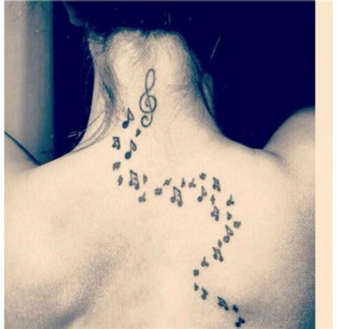 Cross Music Note Tattoo note tattoo  tumblr 500 x 489 · jpeg