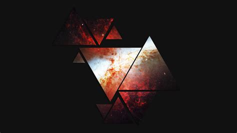 Abstract Black Triangle Wallpaper by Triangle Wallpapers Pictures Images