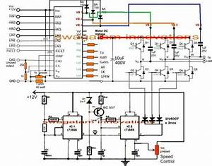 How To Make A 3 Phase Vfd Circuit