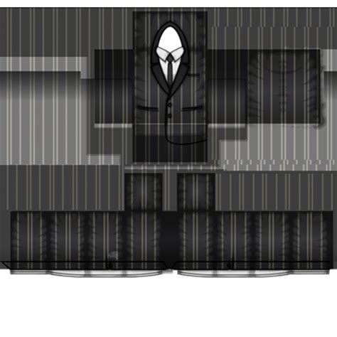 roblox suit template panda shady business suit in desc png roblox