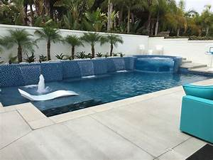 Contemporary pool designs tempting contemporary swimming for Modern swimming pool designs