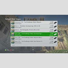*new* How To Mod Fallout New Vegas On The Xbox 360! Youtube