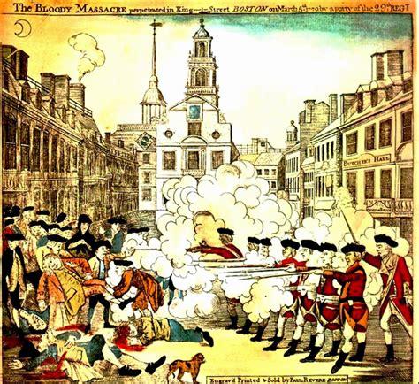 Boston Massacre by The Ape News Connection Section The Boston Massacre