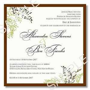 Wedding invitation templates pdf invitation template for Wedding invitations format pdf