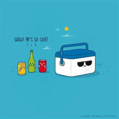 Puns Visual Creative Cool Illustrations Humorous Funny