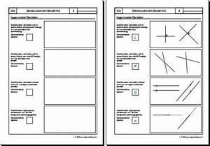Winkel Berechnen übungen Mit Lösungen : mathematik geometrie arbeitsblatt lage zweier geraden ~ Themetempest.com Abrechnung