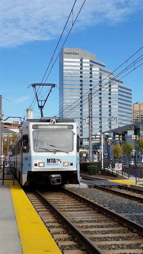 mta light rail baltimore mta light rail trolleys etc