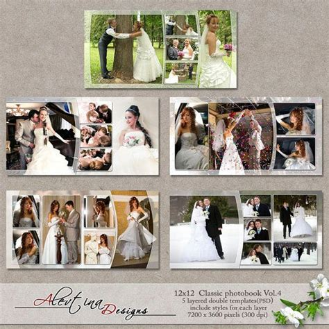 Digital Book Wedding Template Vol 1 To 7 by 18 Best Images About Wedding Album Ideas On Pinterest
