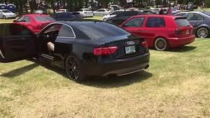 Audi S5 4 2l 356ch : 2009 audi s5 4 2l v8 exhaust youtube ~ Medecine-chirurgie-esthetiques.com Avis de Voitures