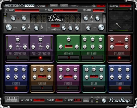 Fretted Synth Audio, Freeware Vst Effect And Instrument