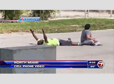 WATCH Charles Kinsey Shot by North Miami Police With Arms