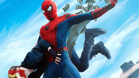 spiderman homecoming hd  wallpapers hd wallpapers