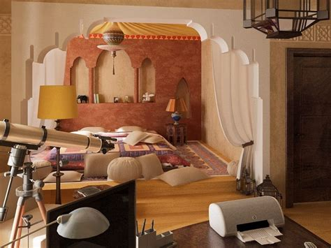 Décoration Maison Dans Style Marocain  33 Idées Inspirantes