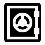 Icon Vault Safe Bank Money Cash Secure