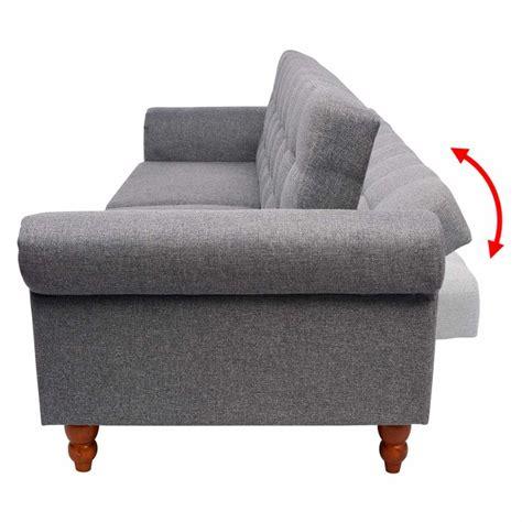 acheter canapé lit acheter vidaxl canapé lit tissu gris pas cher vidaxl fr