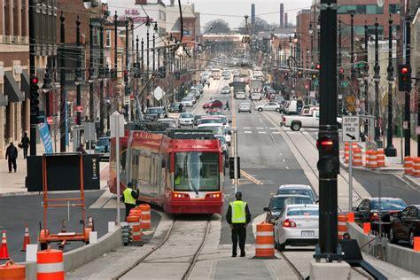 washington retail districts future rides  streetcars
