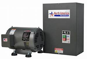 Pl-5 Pro-line 5hp Rotary Phase Converter