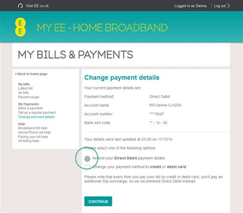 direct tv pay bill by phone paying my home phone bill