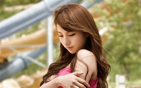 [49+] Beautiful Korean Girl Wallpaper on WallpaperSafari