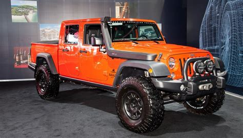 2019 Jeep Wrangler  Pickup, Wagoneer, Truck, Unlimited
