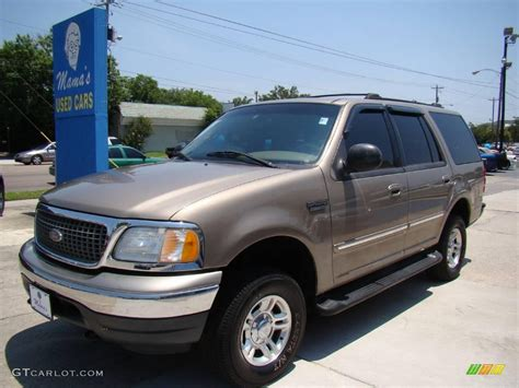 2001 ford expedition paint colors