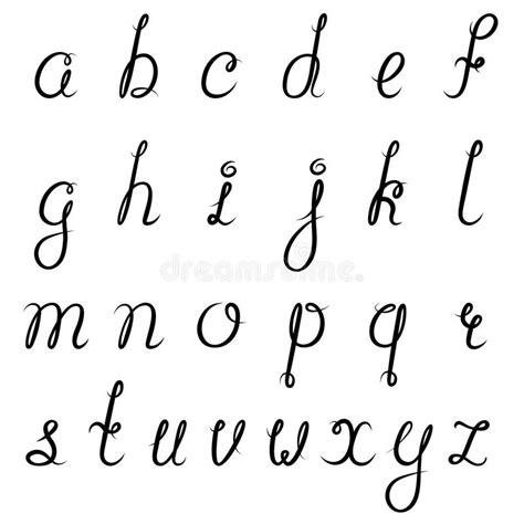 Alphabet Calligraphie Gratuit télécharger l alphabet de calligraphie gratuitement police