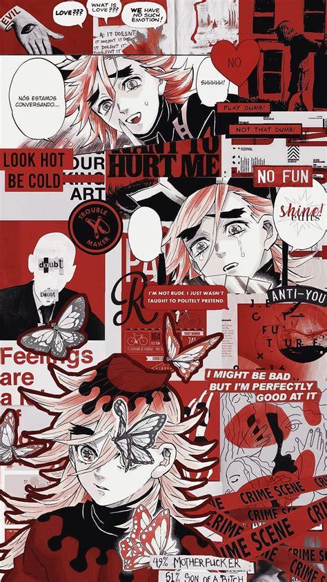 kimetsu  yaiba douma anime wallpaper aesthetic