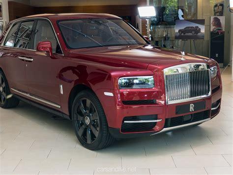 Hacer un vehículo de lujo, que sea capaz de llegar donde llega el nuevo cullinan y. Rolls Royce Cullinan at HR Owen, London - cars & life