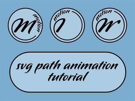 Motion for the web by legomushroom. SVG path animation tutorial by Steinar Vågå on Dribbble