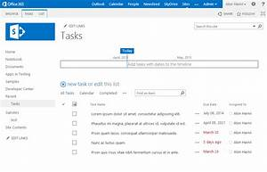 download sharepoint task list for windows phone alon With sharepoint task list template