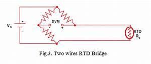 Resistance Temperature Detector Or Rtd