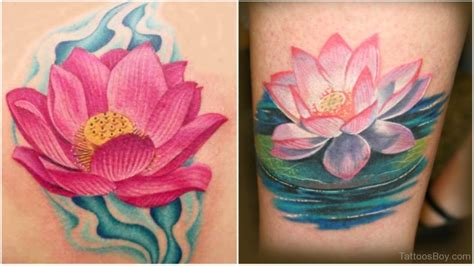 lotus tattoos tattoo designs tattoo pictures page