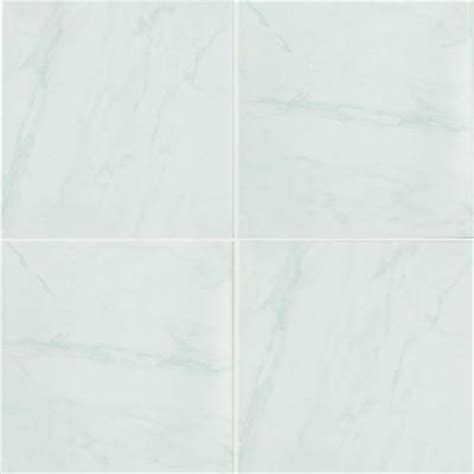 daltile marissa carrara 18 in x 18 in ceramic floor and