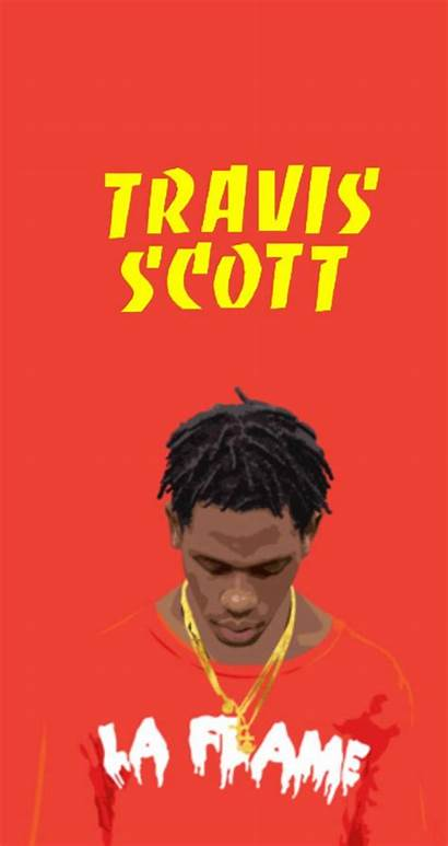 Travis Scott Wallpapers Flame Kanye West Backgrounds
