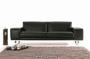 Canape contemporain darwin for Tapis design avec canapé mousse haute résilience