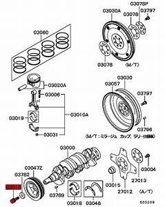 2004 Mitsubishi Endeavor Timing Belt Diagram