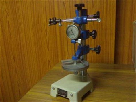 nit trichy dial gauge calibration tester