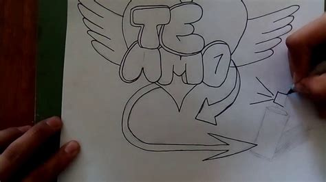 Graffiti Que Diga Love :  Youtube