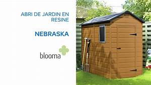 Abri De Jardin En Rsine Nebraska BLOOMA 604694
