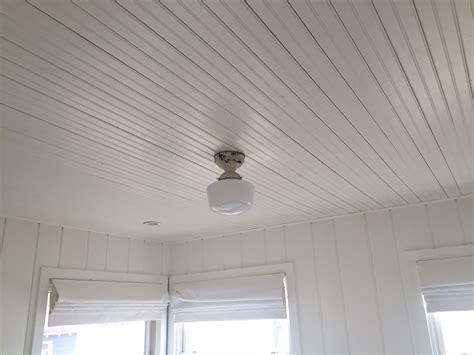 easy to install kitchen backsplash beadboard ceiling install