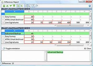 compare spreadsheets for excel a powerful add on for With compare excel documents online
