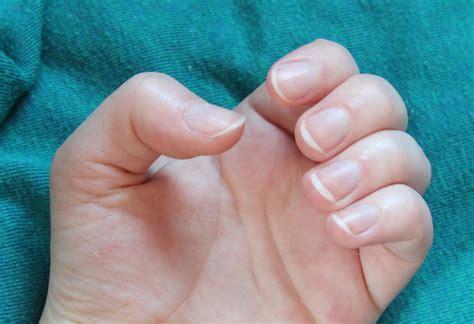Boring Plain Nails